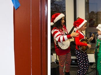 Merideth Mehlberg Career Group - Holiday Jammie Drive 2017