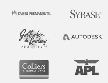 group of company logos