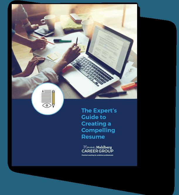 Merideth Mehlberg Career Group - Expert Guide to Creating Compelling Resume PDF